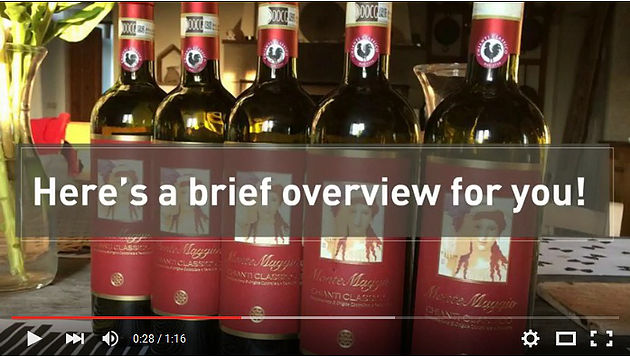 Do you want to know how to discern different wines of Chianti Classico?
