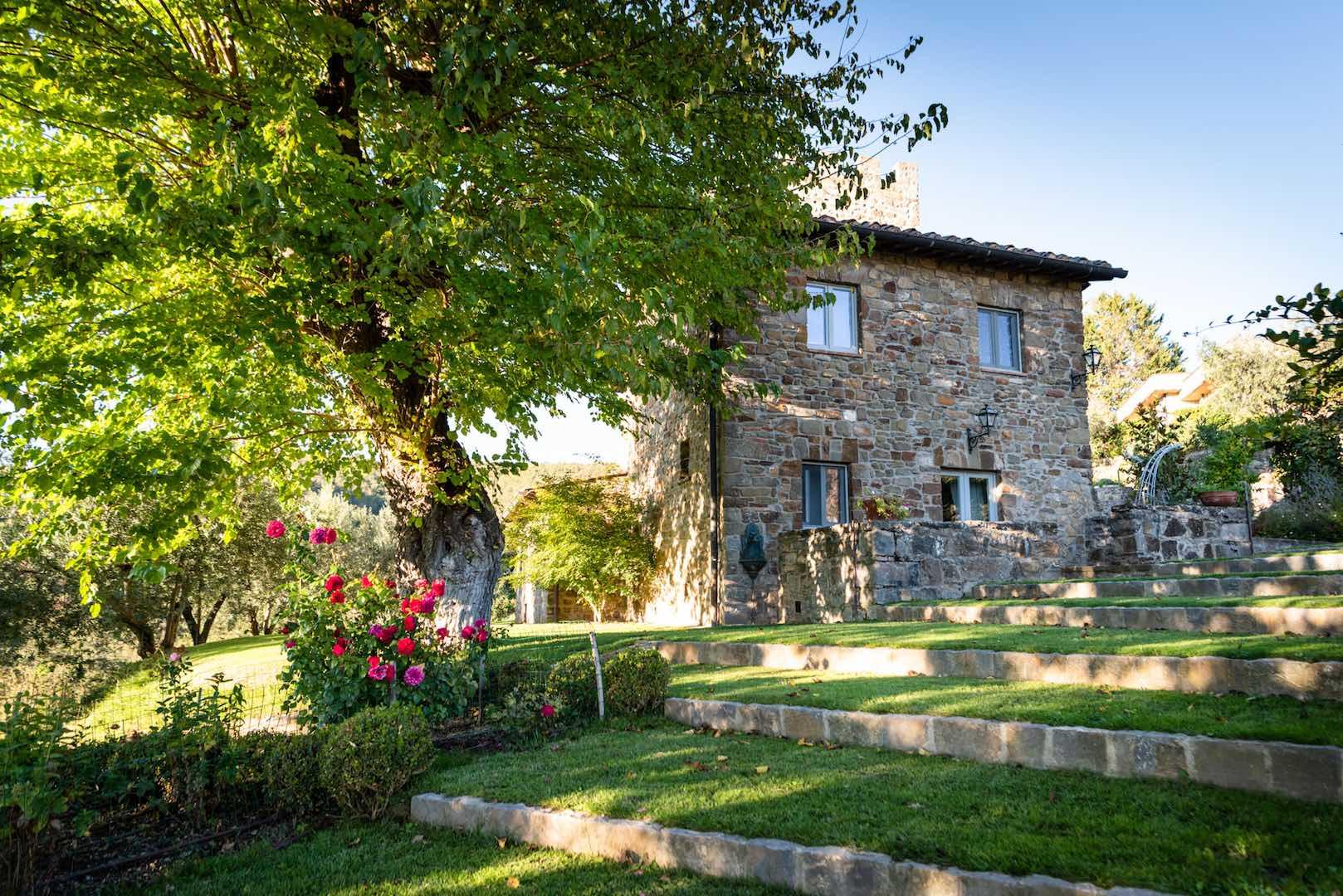 Chianti Classico Wine | Tuscan Vineyard and Winery - Montemaggio