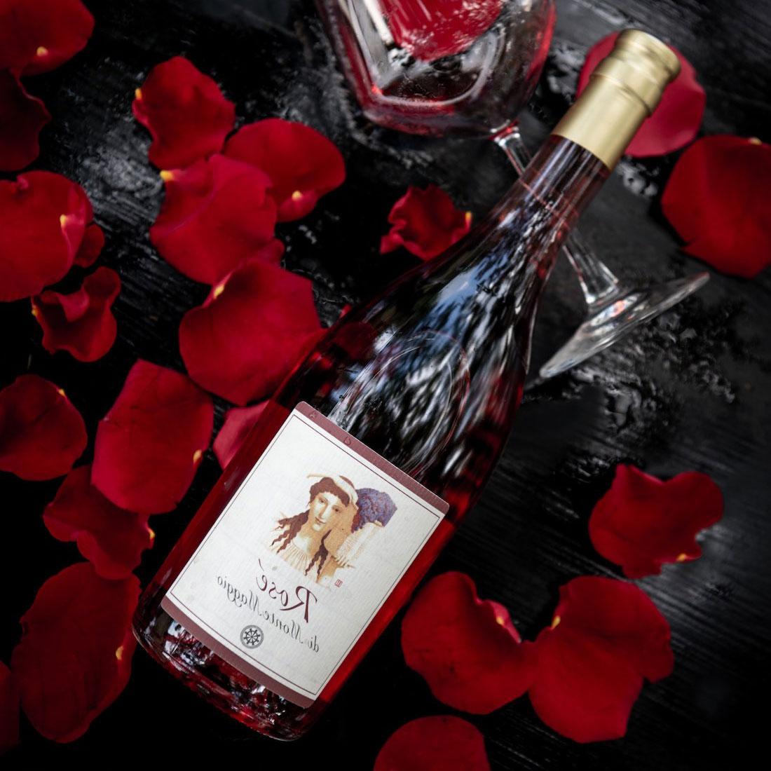 Rosé di Montemaggio is an organic Tuscan wine