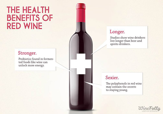 The Health Benefits of Wine