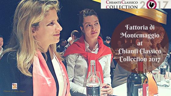 Fattoria di Montemaggio at Chianti Classico Collection 2017