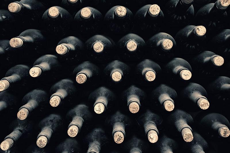 Wine Bottles - Fattoria di Montemaggio