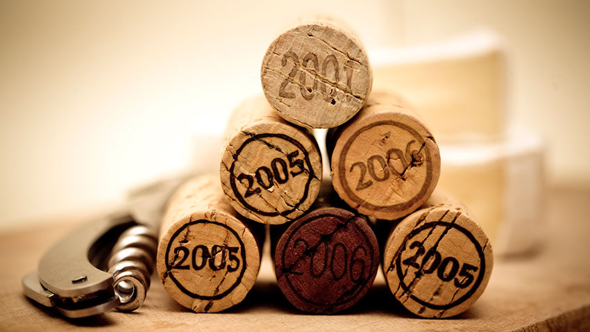 Wine Aging: Popular Misconceptions