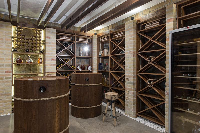 Wine Cellar - Fattoria di Montemaggio