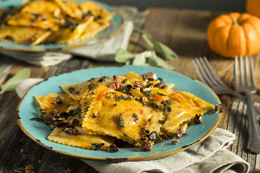 Spice up your Thanksgiving with an Italian touch!