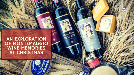 An Exploration of Montemaggio Wine Memories at Christmas