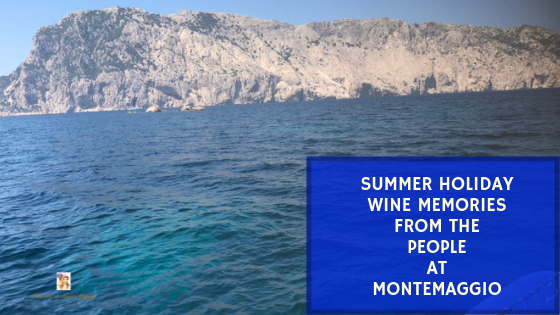 Summer Holiday Wine Memories from the People at Montemaggio
