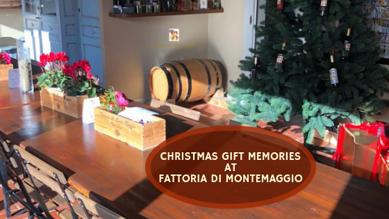 Christmas Gift Memories at Fattoria di Montemaggio