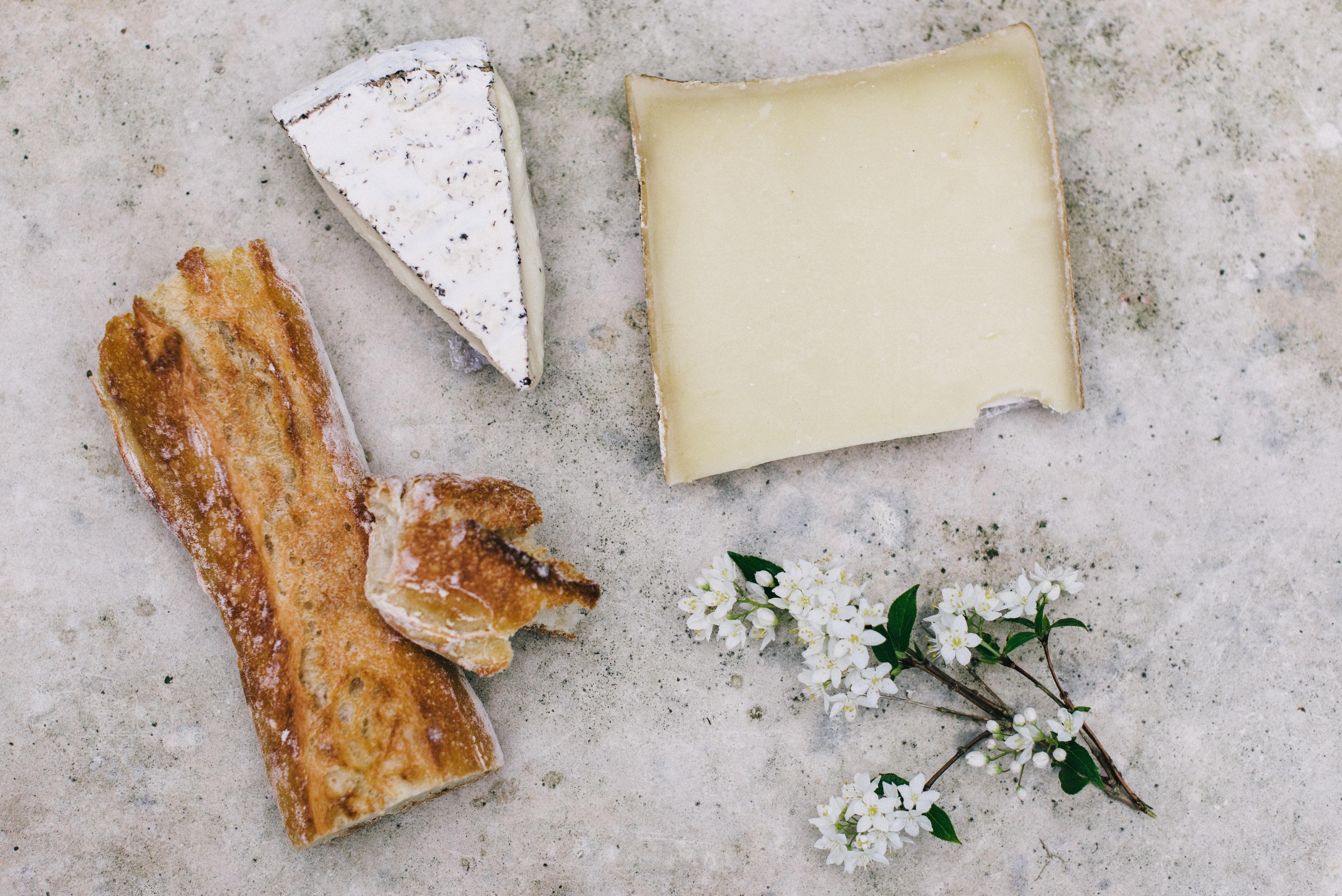 Italian Cheese + Breads
